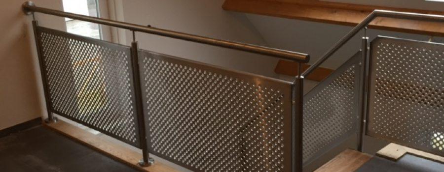 Balustrade/trappen